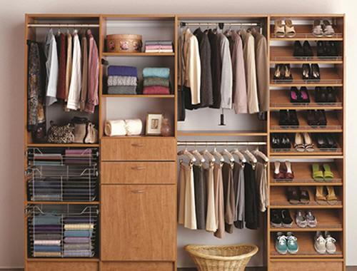 Muebles para ropa closet - Armario ropa blanca ...