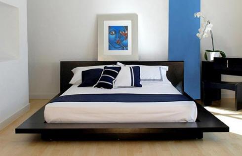 Venta de camas en madera bogota colombia modernas juegos for Amoblamiento dormitorios matrimoniales