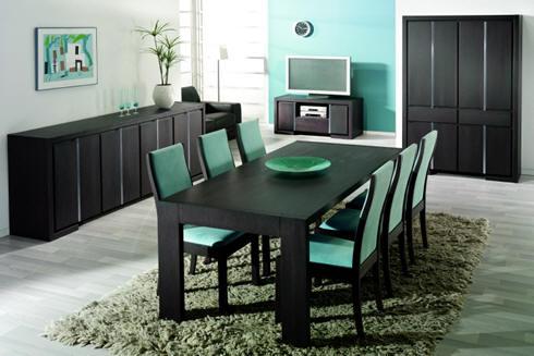 Comedores y muebles en madera bogota colombia comedores for Decoracion apartamentos modernos 2016