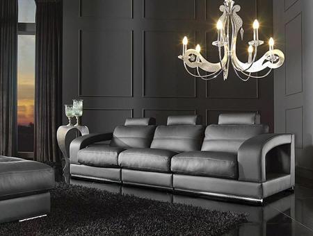 Juegos de salas sofas modernos muebles poltronas sillas y ...