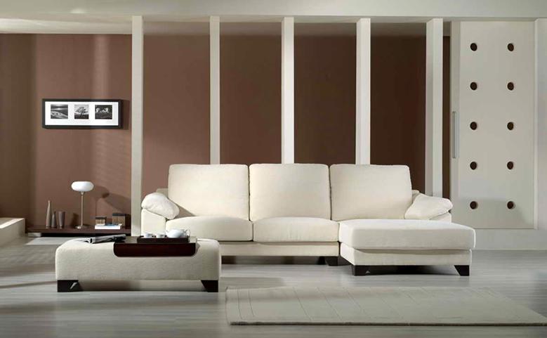 Sofas en cuero y tela Bogota Colombia, fabrica de muebles, salas ...